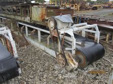 "Hand-made 30"" X 72' Conveyor /"