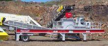Actech VSI 250 Fixed crusher /