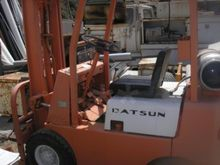 1988 Datsun 1988CPF02 Heavy Dut