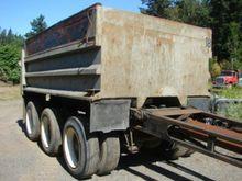 farm trailer : felly 14 x 96