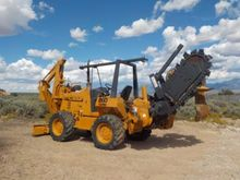 Used Trencher : 1995