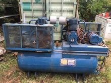 2008 Quincy MQCO5012D Compresso