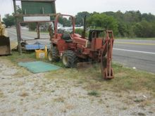 Used Trencher : 1982