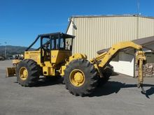 Forestry equipment - : 1988 CAT