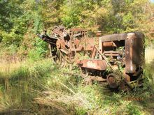 Used Trencher : 1960