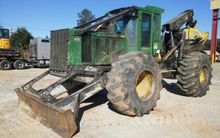 Forestry equipment - : 2012 Joh
