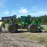 Forestry equipment - : 2013 Joh