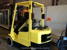 2005 Hyster s50xm Gas Forklift