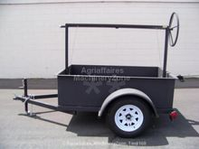 Car Trailers : 2013 BBQ PIT ON