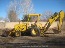 1979 Ford 555 Rigid Backhoes