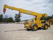 1984 Galion 125 Mobile Cranes /