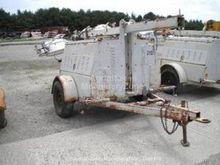 Road Equipment - : 1985 Allmand
