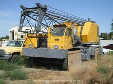 1969 P&H 660-TC Mobile Cranes /