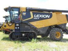 2009 Claas Lexion595R Combine h