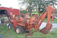 Trencher : 1991 Ditch Witch 401