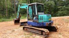 2008 IHI 80NX3 Track excavators