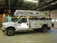 2003 Ford F550 Commercial Vehic