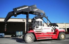 1997 Svetruck Log Stacker Reach
