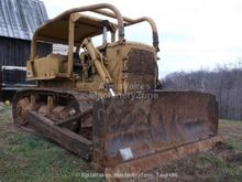 1966 Caterpillar D7E Track bull
