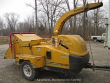 2003 Vermeer BC1400 Wood chippe
