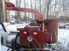 1993 Asplund 225 Wood chipper /