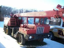 1973 Grove TM180 Mobile Cranes