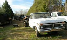 1974 Ford F350 Commercial Vehic