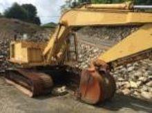 1991 Koehring 6625 Track excava