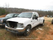 Salvage Equipment : 2001 Ford F