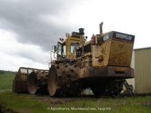 1995 Caterpillar 836 Landfill c