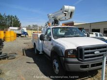 2006 Ford F550 Super Duty Comme