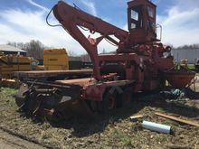 1992 Morbark 22 RXL Wood chippe