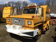 1986 Athey M9 Topgun Sweeper