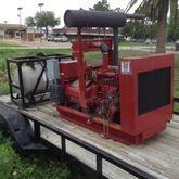 1997 Isuzu QD130-500 Generator