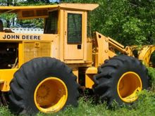 Forestry equipment - : 1994 Joh
