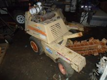 Drilling Equipment : Trencher /