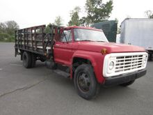 1975 Ford F600 Commercial Vehic