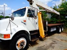1998 Terex TC2863 Mobile Cranes