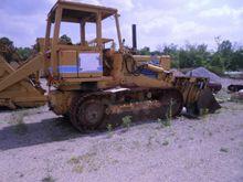 1979 Hanomag D600C Track bulldo