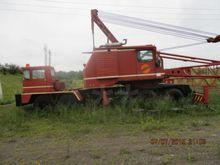 1967 Manitowoc 2900T Mobile Cra