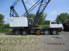 1966 Lorain MC785 Mobile Cranes