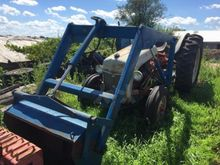 1950 Ford 8N Antique tractor