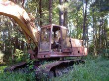 1987 Case 170C Track excavators