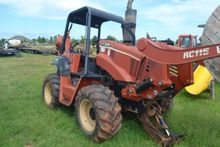 Trencher : 2005 Ditch Witch RT9