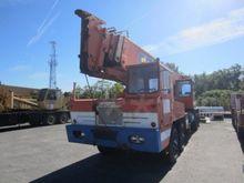 1976 Bantam 448 Mobile Cranes /