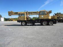 1975 Grove TM180 Mobile Cranes