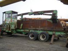1990 Hahn HTL300/F Log splitter