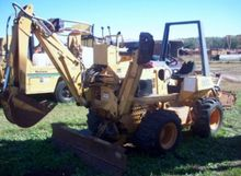 Trencher : 1998 Case 560