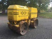 2004 Wacker RT820 Walk behind r