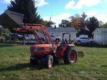 2009 Kioti Dk40 Farm Tractors